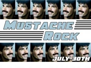 Mustache Rock