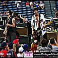 All American Rejects at the Braves game -06