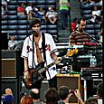 All American Rejects at the Braves game -10