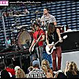 All American Rejects at the Braves game -18