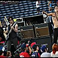 All American Rejects at the Braves game -19