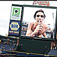 All American Rejects at the Braves game -25