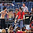 All American Rejects at the Braves game -38