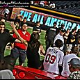 All American Rejects at the Braves game -44