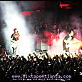 Blink 182 from the crowd- 0051