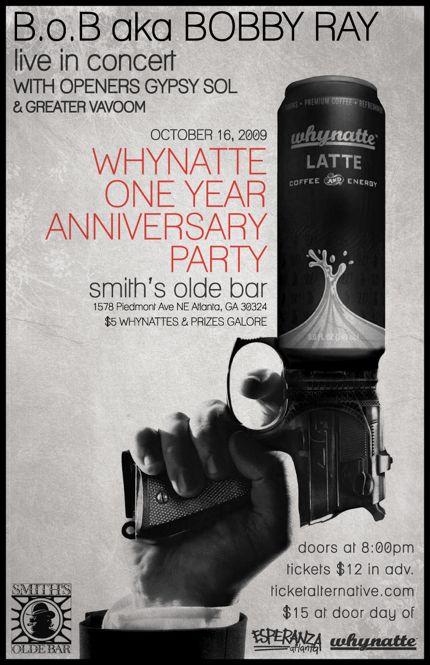 Whynatte poster
