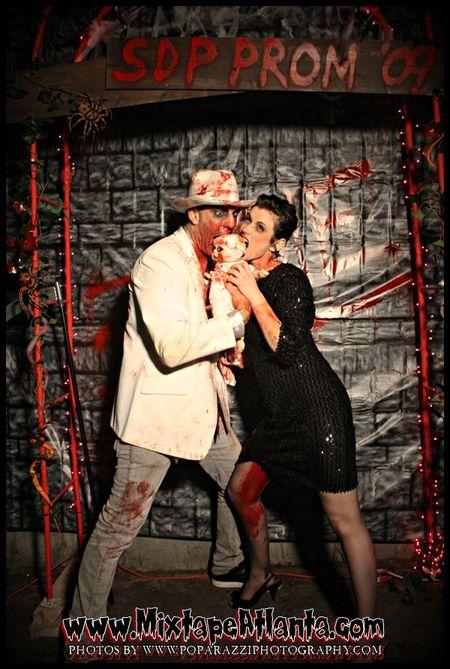 Super Secret Zombie Dance Party