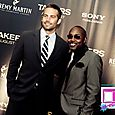 The Takers Red Carpet with Paul Walker, TI, and more-46