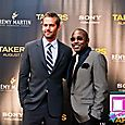 The Takers Red Carpet with Paul Walker, TI, and more-48