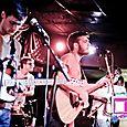 Tyler Lyle, Little Horn, and Richard Sherfey at Star Bar-19
