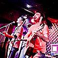 Tyler Lyle, Little Horn, and Richard Sherfey at Star Bar-21