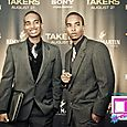 The Takers Red Carpet with Paul Walker, TI, and more-18