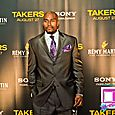 The Takers Red Carpet with Paul Walker, TI, and more-4
