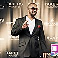 The Takers Red Carpet with Paul Walker, TI, and more-7
