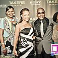 The Takers Red Carpet with Paul Walker, TI, and more-26