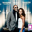 The Takers Red Carpet with Paul Walker, TI, and more-30