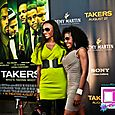 The Takers Red Carpet with Paul Walker, TI, and more-33