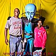 Megamind Photo Booth at the GA Aquarium-141