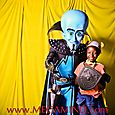 Megamind Photo Booth at the GA Aquarium-145