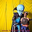 Megamind Photo Booth at the GA Aquarium-146