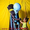 Megamind Photo Booth at the GA Aquarium-147