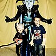 Megamind Photo Booth at the GA Aquarium-113