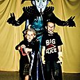 Megamind Photo Booth at the GA Aquarium-114