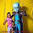 Megamind Photo Booth at the GA Aquarium-137