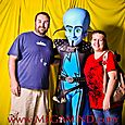 Megamind Photo Booth at the GA Aquarium-138