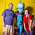 Megamind Photo Booth at the GA Aquarium-139