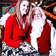 Yacht Rock Holiday Party- Pictures with SANTA! -1