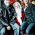Yacht Rock Holiday Party- Pictures with SANTA! -19