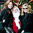Yacht Rock Holiday Party- Pictures with SANTA! -8