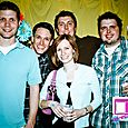 Young Orchids CD Release Party Photo Booth-17