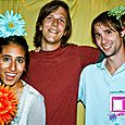 Young Orchids CD Release Party Photo Booth-24