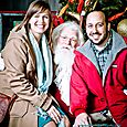 Yacht Rock Holiday Party- Pictures with SANTA! -21