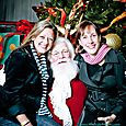 Yacht Rock Holiday Party- Pictures with SANTA! -31
