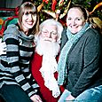 Yacht Rock Holiday Party- Pictures with SANTA! -32