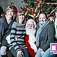 Yacht Rock Holiday Party- Pictures with SANTA! -33