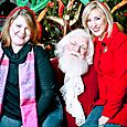 Yacht Rock Holiday Party- Pictures with SANTA! -35