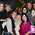 Yacht Rock Holiday Party- Pictures with SANTA! -36