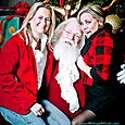 Yacht Rock Holiday Party- Pictures with SANTA! -39