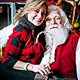 Yacht Rock Holiday Party- Pictures with SANTA! -41