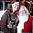 Yacht Rock Holiday Party- Pictures with SANTA! -42