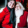 Yacht Rock Holiday Party- Pictures with SANTA! -44