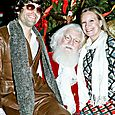 Yacht Rock Holiday Party- Pictures with SANTA! -49