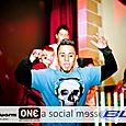 A Social Mess NYE 2010 at Buckhead Theater Crowd Shots-48