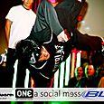 A Social Mess NYE 2010 at Buckhead Theater Crowd Shots-50