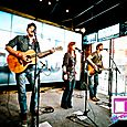 Lauren St Jane and the Dead Westerns performing at the CNN Grill-8