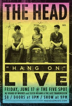 The Head FiveSpotPoster